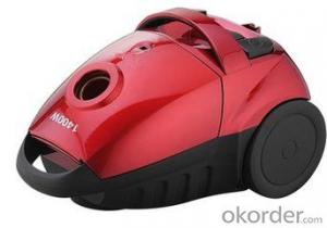 Bagged Canister Vacuum Cleaner with ERP Class A CNBG81