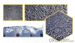cylinder Carbon Electrode Paste   with different size