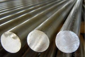 Stainless Steel Round Bar for Machine-made Industry,Chemical Industry, Shipping Industry