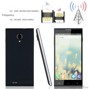 NFC Pay Mobile Phone Mtk6582 Quad Core HD Display