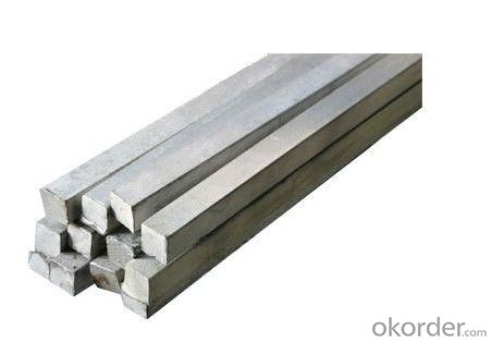 Q195Cr  High  Quality  Steel  Square Bar