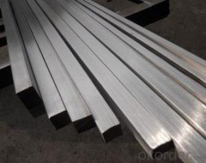 16MnSi  High  Quality  Steel  Square Bar