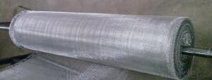 316 Stainless steel Wire Cloth Woven for filter Screen Printing mesh