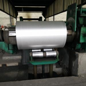 DC Process Aluminum Coil for Casting to Thinner Coils