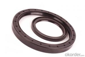 Industrial Rubber Covered O.D NBR TC Dual Lip Dustproof Mechanical Oil Seal