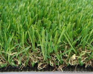 Personalized Seedling Plastic Grass Carpet For Indoor Decoration