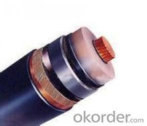 150mm2 Copper or Aluminum Conductor XLPE Power Cable with Concentric Conductor