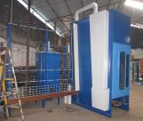 Automatic glass sandblasting machine ST-PS2000