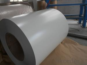 Colored Pre Painted Galvanised Steel Coil