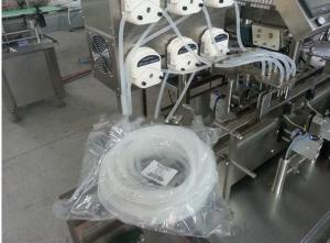 Small Filling and Capping Machine for Dropper Bottles