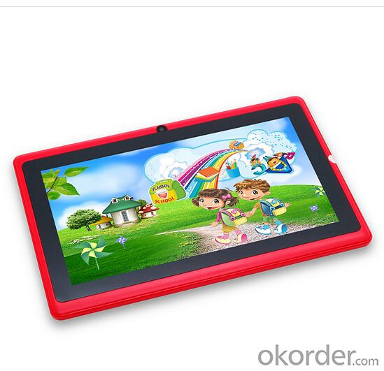 Android Tablet PC RK3026/3126 7 inch Q88  Wifi ONLY