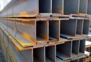 carbon steel H BEAM for construction JIS G 3192