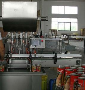 Automatic Bottle Washing Filling & Capping Machine