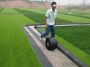 Garden Decoration Cheap Artificial Turf Grass Carpet for Landscaping U Shaped PE