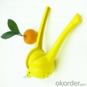 lemon Juice Hand Squeezer Kitchen Tool  Juice Squeezer