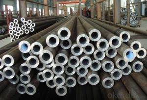Schedule 40 ASTM A53 API 5L GR.B Carbon Seamless Steel Tubes factory