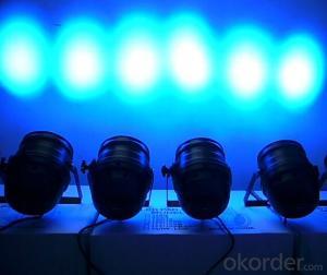 Led Flat Slimpar Light  Wash Light RGB Led Stage Lights 19x3w