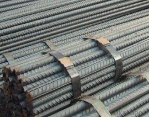 36mm*1018kg/m  deformed steel bar for construction