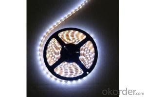 Low Felxible  Strip  SMD3528 60 LEDS PER METER  INDOOR  5 METER PER ROLL
