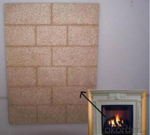 Asbestos Free Vermiculite for Firedoor Place