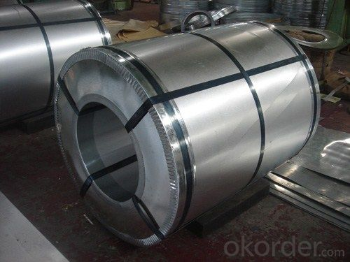 Hot-Dip Galvanized Steel Coil with Good Price of China