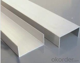 parallel flange channel steel in U shaped