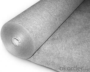 Non Woven Black Geotextiles Factory Supply Various kinds