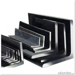 stainless angles steel aisi 304 in L shaped