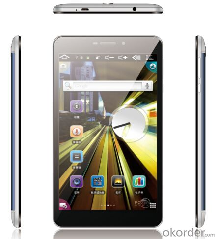 7 inch 3G Tablet PC 1280*800IPS MTK8392 Octa core 1GB+8GB Camera 2.0+5.0MP