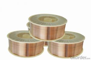 Brass Steel Welding Wire/ Strip for Building