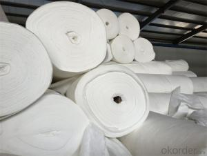 Needle punched nonwoven geotextile various size
