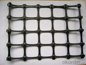 Biaxial Geogrid ( Biaxial plastix protect-support net used in coal mine