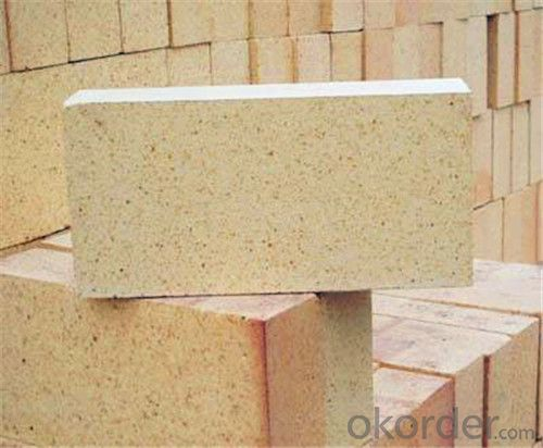 Alumina Resistance to Thermal Shock for Glass Kiln Weight Less Brick