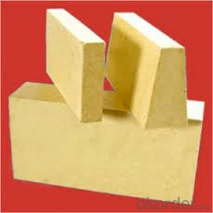 Low Porosity Fireclay Brick DN15 with High Refractoriness under Load
