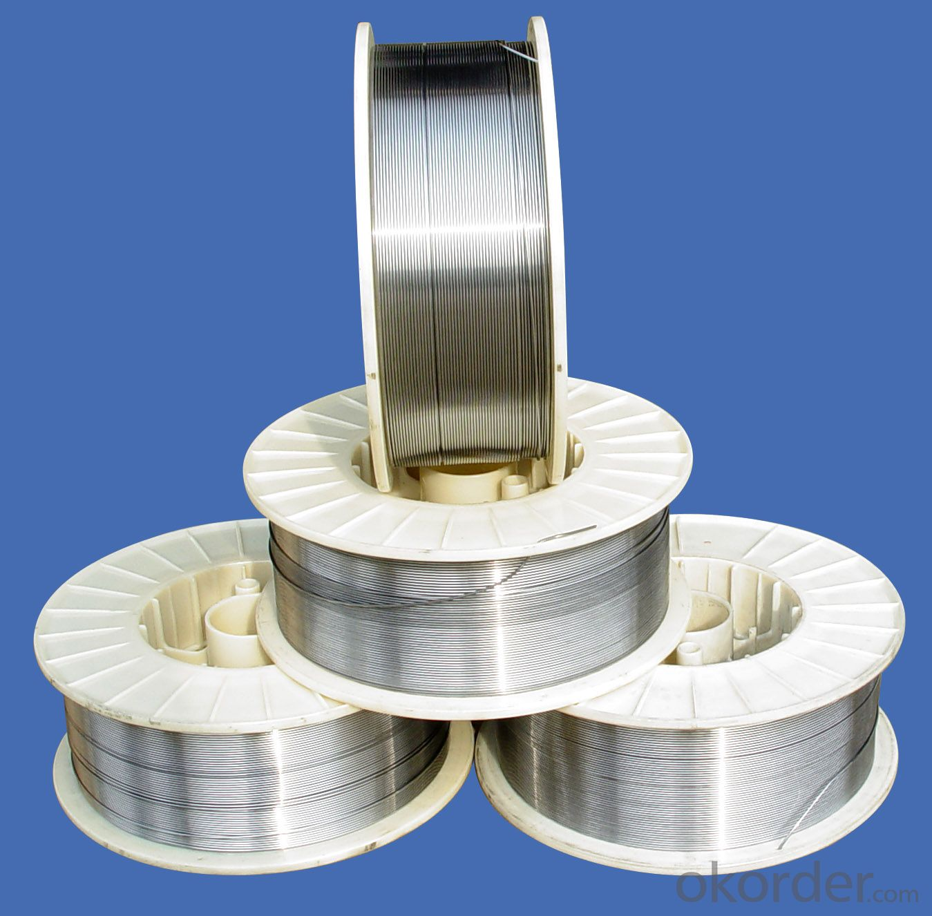 Gas Shielded Welding Wire 1.2mm with MSDS, CE, SGS, ISO9001