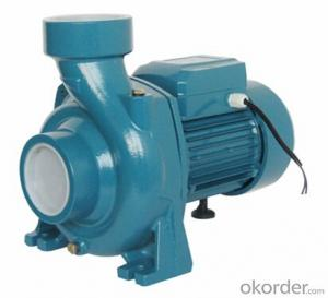 DIN Standard End Suction Centrifugal Water Pump