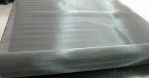 Stainless steel Wire Mesh for Extruder Filter Screen