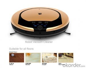 Robot Smart Vacuum Cleaner with Mopping