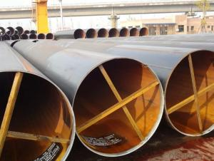 Large diameter longitudinal submerged arc welded pipe for selling