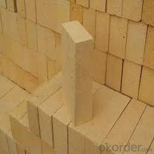 Low Porosity Fireclay Bricks for Glass Furnace