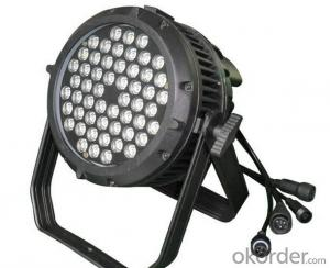 LED Par Light  Led Par RGBW Stage Lighting 10W 18pcs
