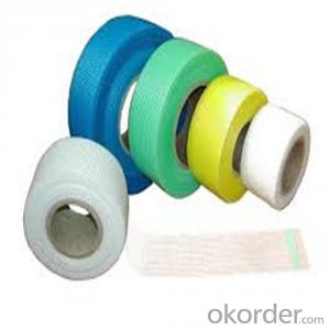C-glass Fiberglass Mesh Tape for Building Material