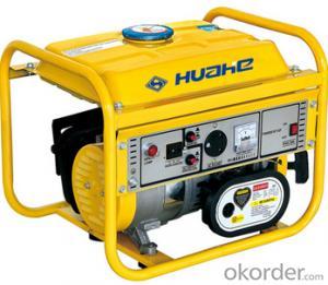 750w 2 Stroke Small Size Generator Set,110v 220v Gasoline Generators