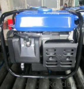 0.65kw Portable Gasoline Generator,2 Stroke 63cc Gasoline Engine