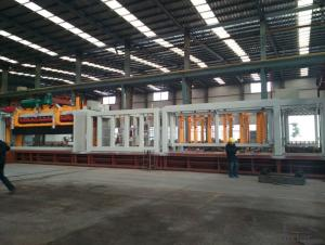 Autoclaved Aerated Concrete Plant with automatic system