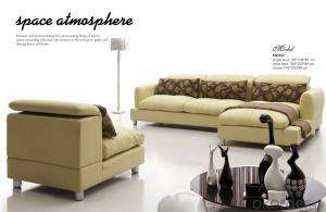 Indoor Furniture Leather Sofa Hot Selling Import Leather