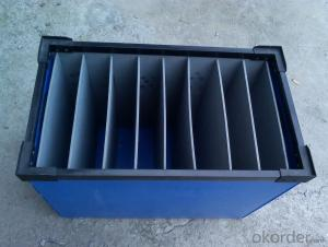 PP Delivery Box Made of 4mm Polypropylene Sheet