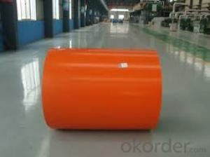 prepainted Galvanized Rolled Steel Coil/Sheet/Plate in China