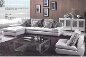Furniture Sectional Leather Sofa on Sales