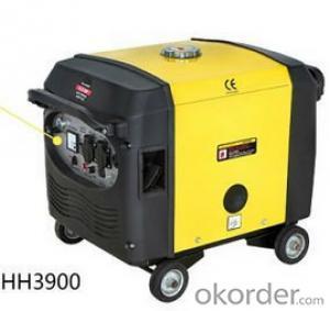 Slient Gasoline Generator 2.5KW, 4-stroke OHV Inverter Generator